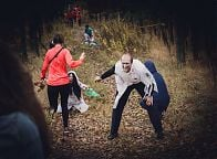 Run or Death 29.10.2016 fot. Piotr Pazdyka